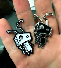 Lil Robo Pins 1