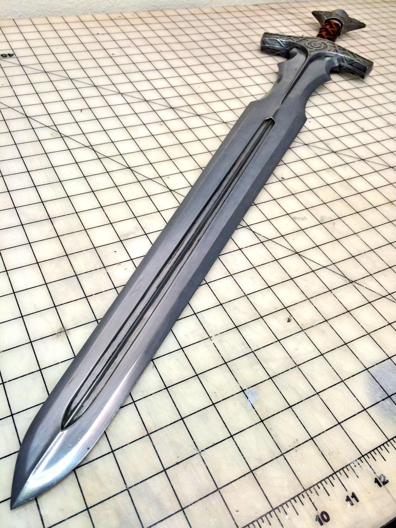 Steel Sword (5)