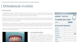 Salud-ortodoncia invisible