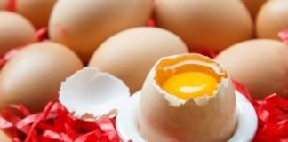 Huevos buenos para la salud