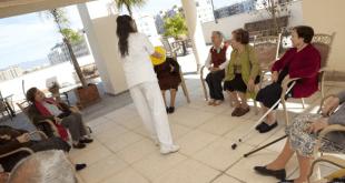 Grupo Orpea y su equipo profesional cuidan de los mayores