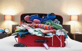 como hacer una maleta perfecta