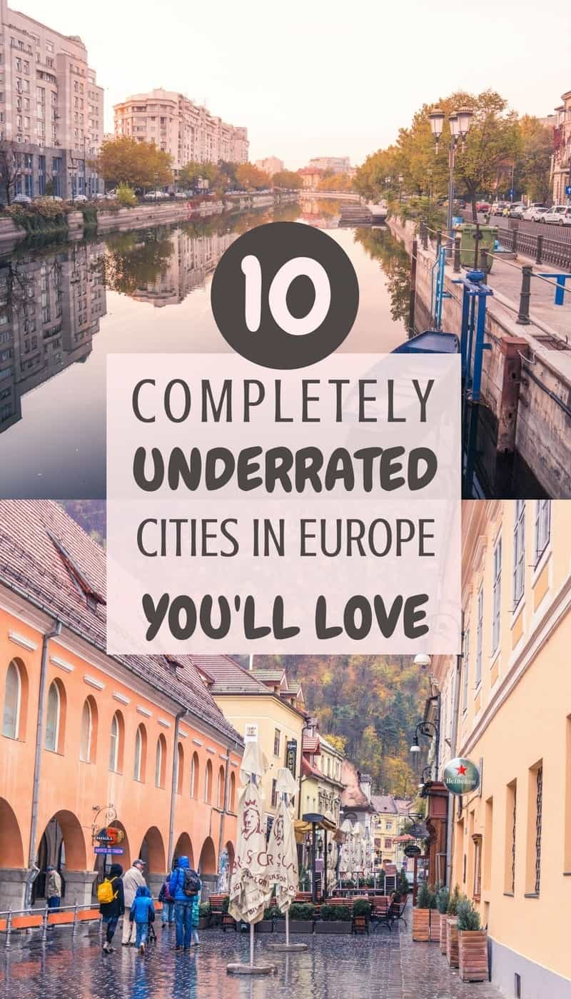 Underrated Cities In Europe You Should Probably Add To Your Bucket - 10 most beautiful and underrated cities in europe