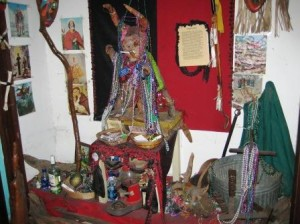 Voodoo Museum in New Orleans