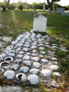 Cemetery Grave in Punta Gorda, Florida