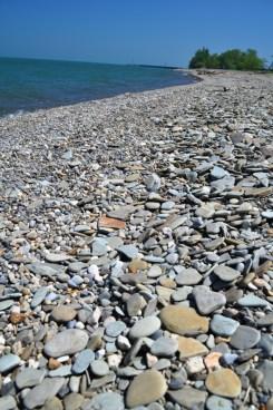 Lake Erie Beach in Westfield, N.Y.