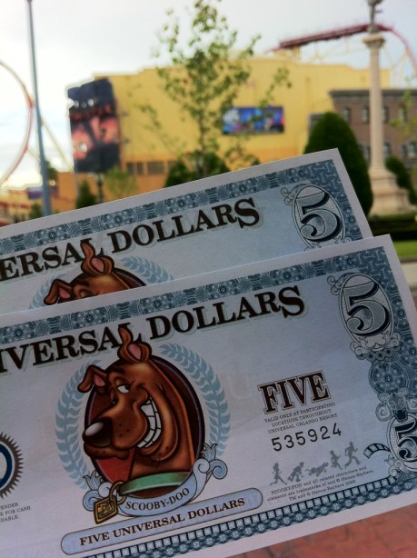 I Actually Made Money Visiting Universal Studios Florida!