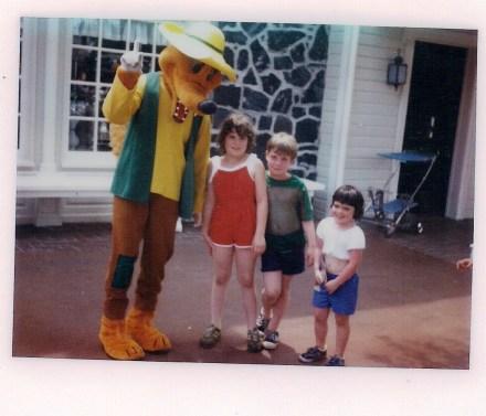 Circa 1977-ish, Disney's Magic Kingdom