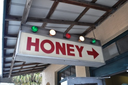 It's Honey, Honey and More Honey at Harold P. Curtis Honey Co. in LaBelle, Florida