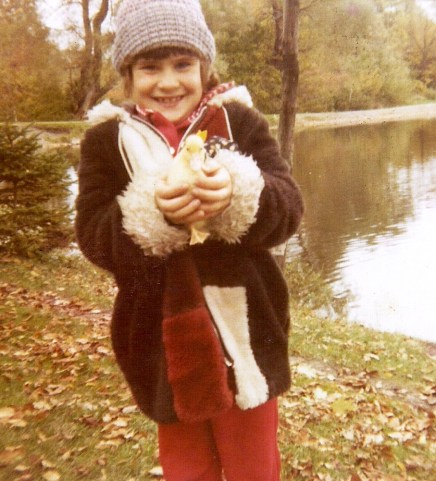 Although She Knows Her Experience of Holding a Duck When She Was a Child Will Top Most Other Travel Adventures, She Keeps this Story to Herself So Not to Steal Someone Else's Thunder