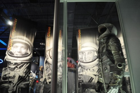 Be Inspired at the Astronaut Hall of Fame