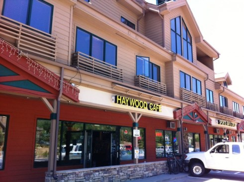 Haywood Cafe Serves Breakfast and Lunch