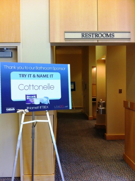 Cottonelle Was a Bathroom Sponsor During TBEX. Did You Try the Cottonelle Care Routine?