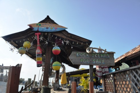 While at Tin City, Visit Docks by Jen, Located Next to Rivewalk Restaurant, Naples, Fla.