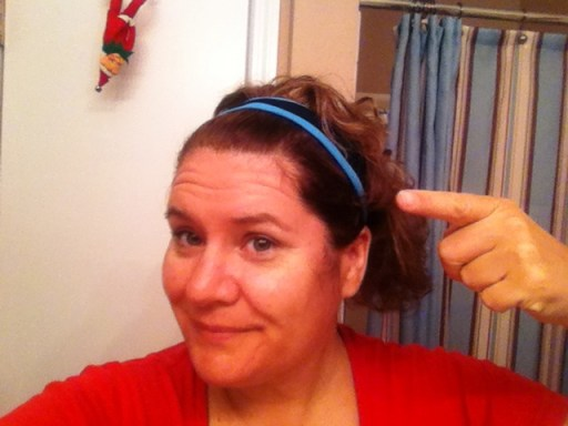 Trying Out the Goody Athletique Ouchless Headwrap. It Has Staying Power!