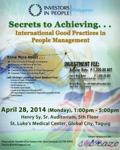International Good Practices in People Management