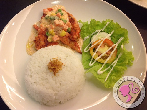 Qaldi Spicy Chicken with Special Qaldi Sauce