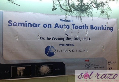Seminar On Auto Tooth Banking
