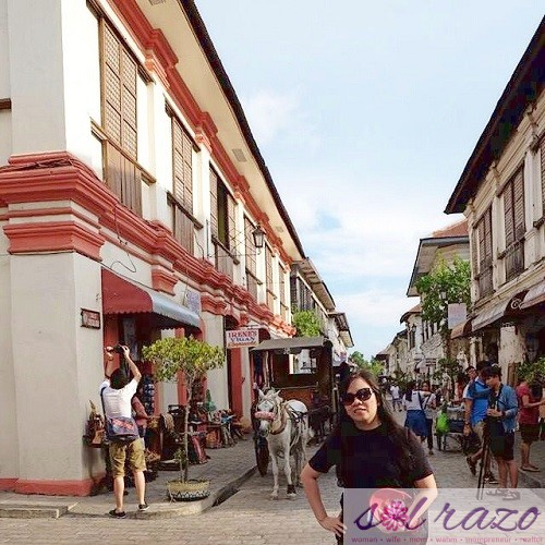 Calle Crisologo shot by Ted Claudio modified by Sol Razo