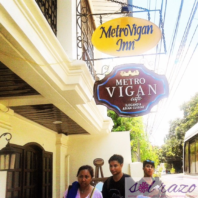 Metro Vigan Inn: A Taste of Vigan for Less
