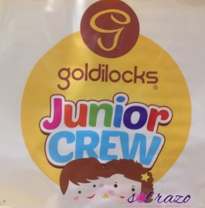 Goldilocks Junior Crew 2015