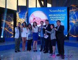 Neurobion launches Neuropathy Awareness Movement