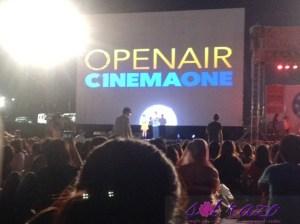 Nuvali Night Sky Cinema presents Cinema One