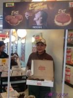 Mister Donut Energy Donuts