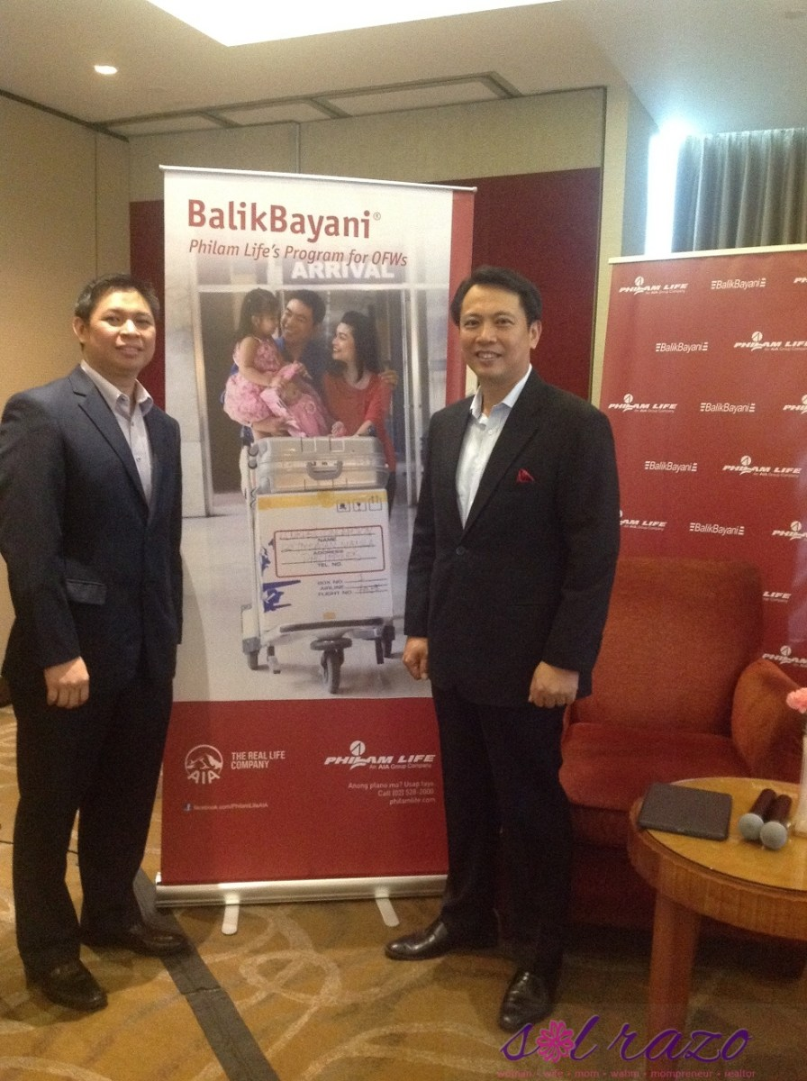 BalikBayani Program: Make sacrifices count