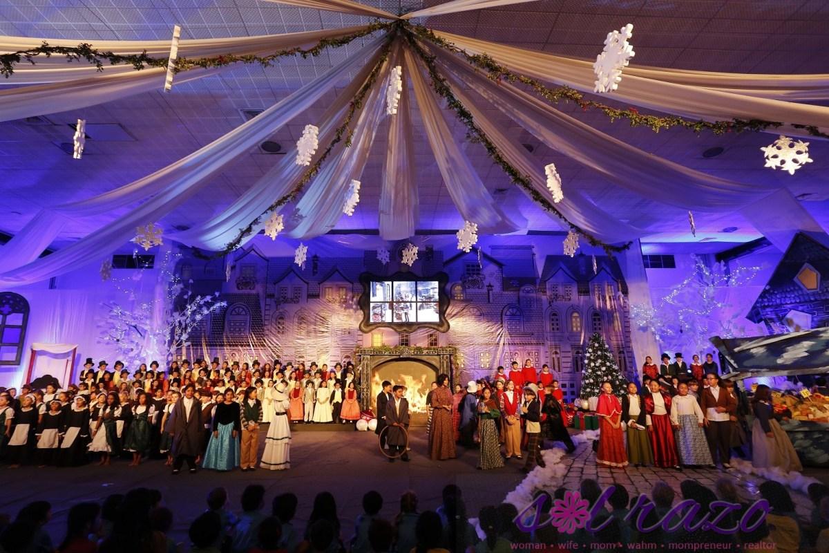 "Ebenezer Junior: British School Manila's ""A Christmas Carol"""