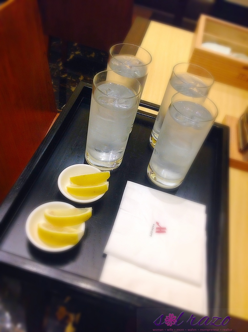 mian marriott cold water