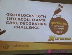 Goldilocks sets cake decorating challenge on spotlight