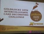 Goldilocks cake challenge