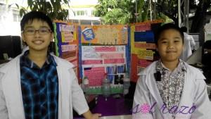 Montessori de San Juan Science Math Fair 2016