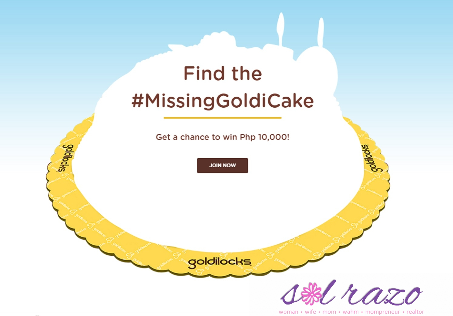missing goldicake