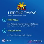 Libreng Tawag by Globe to reach out flood victims