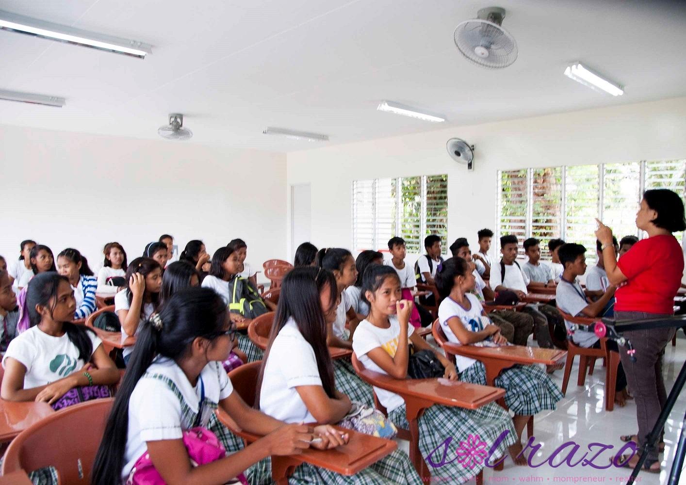 philam paaralan classroom