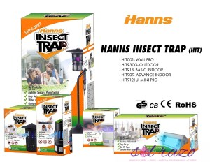 Hanns Insect Trap, 100% odor, vapor, chemical and toxin free