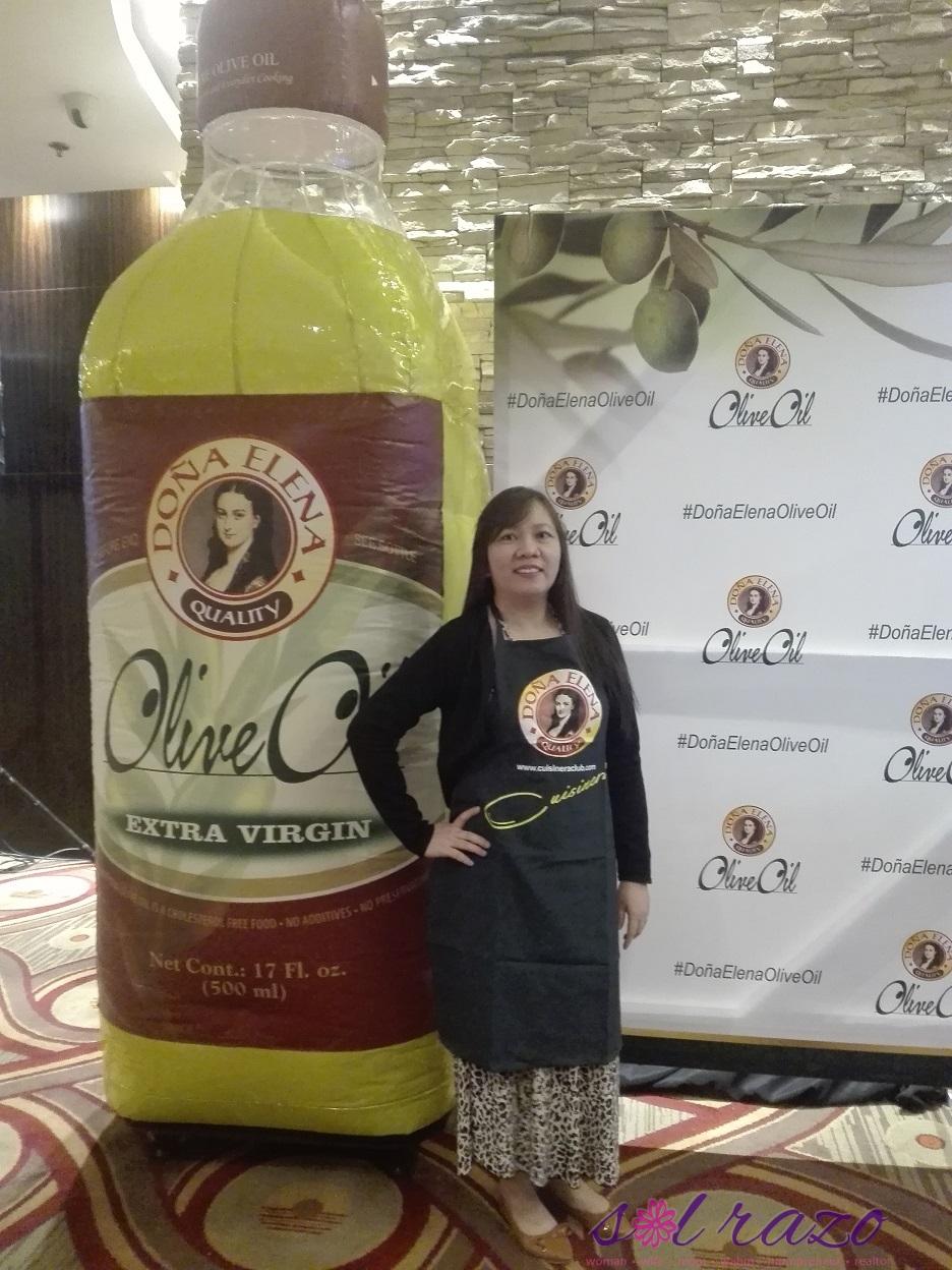 doña elena olive oil