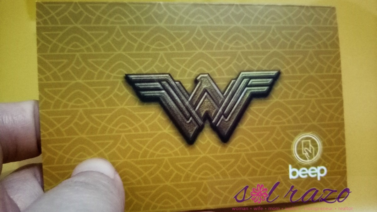 Wonder Woman Beep Cards: Where to buy