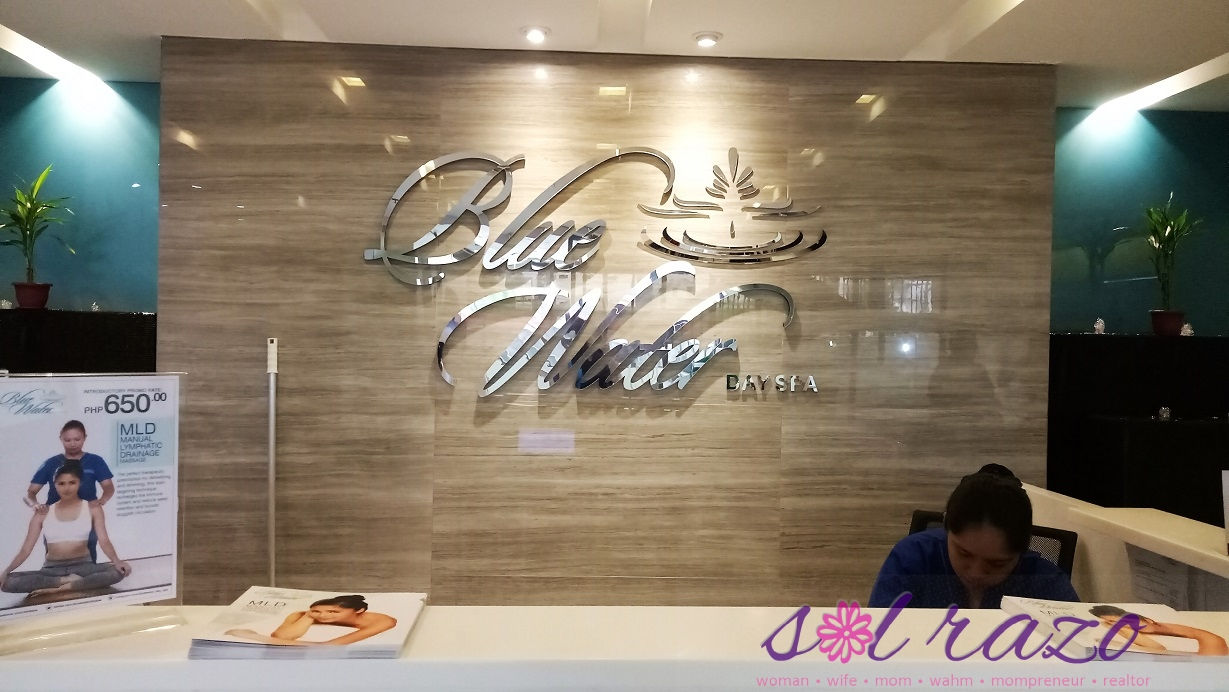 blue water day spa ortigas