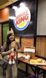 Burger King finds his true match, milkshakes!