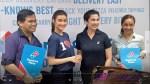 Liza Soberano renews partnership with Domino's Pizza