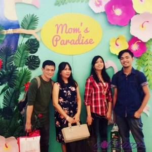 Century City Mall presents 'Mom's Paradise'