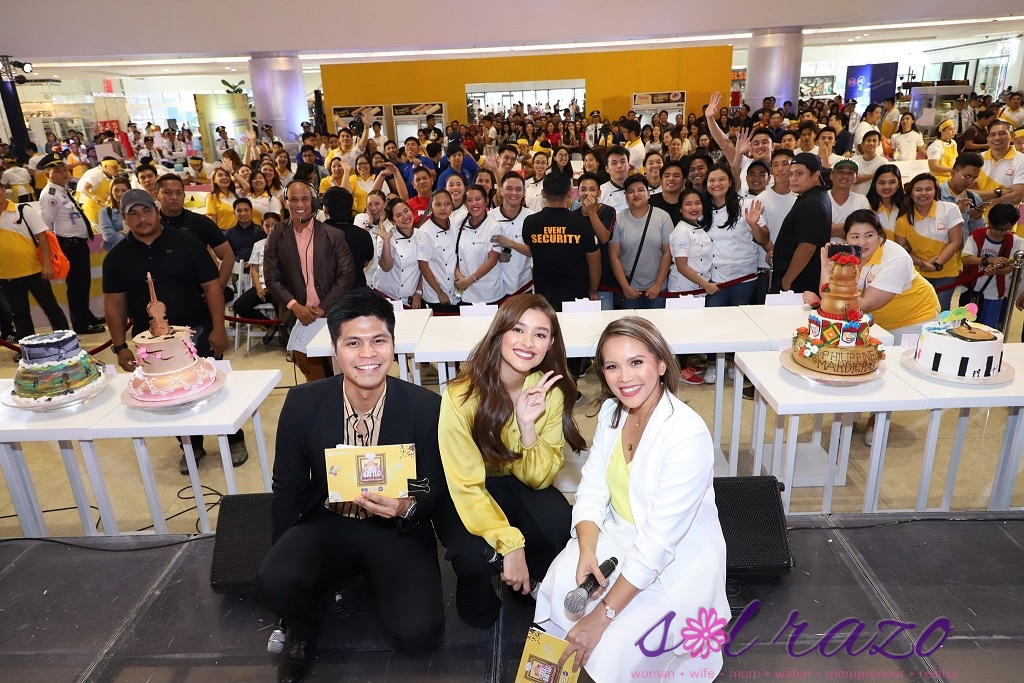 Lyceum of the Philippines Laguna, Western Institute of Technology Iloilo wins Goldilocks Cake Battle 2019