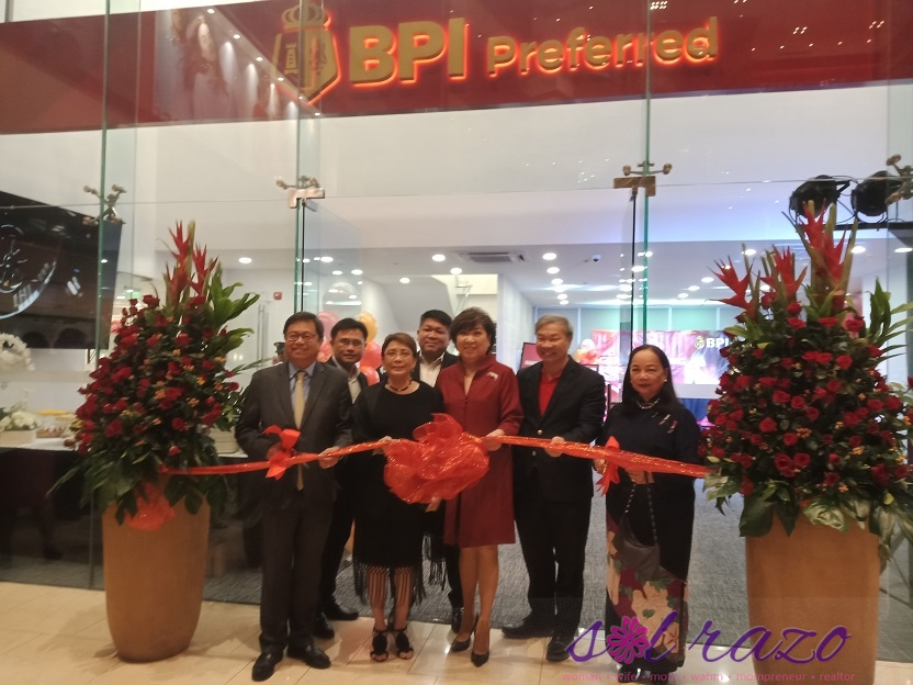 BPI inaugurates biggest flagship branch in Metro Manila