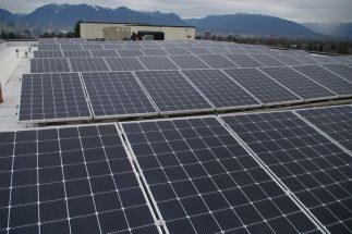 Parc Elise Solar Array