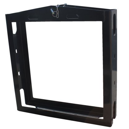 cages for outrigger pads