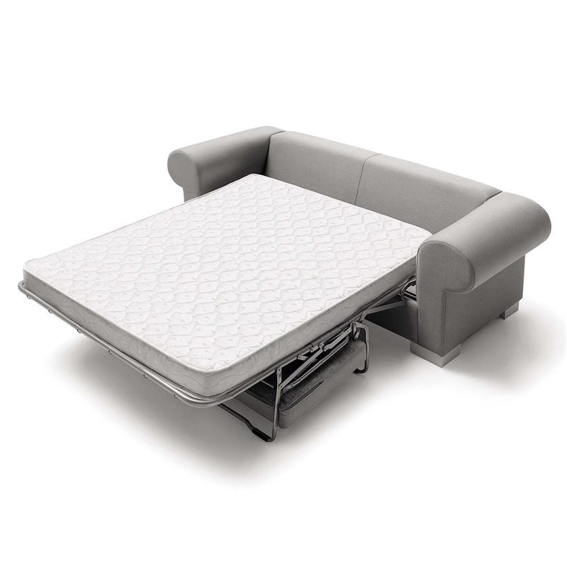 Sofá cama con brazos
