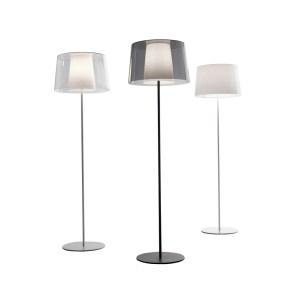 LAMPARA PIE L001 ST/BA